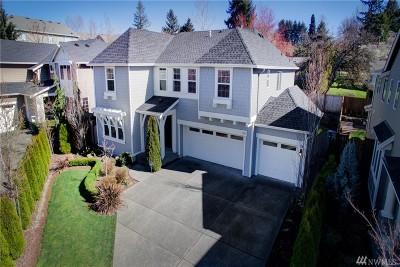 Renton Single Family Home For Sale: 5612 NE 5th Cir