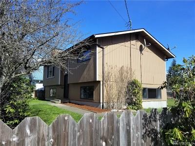 Mason County Single Family Home Pending Inspection: 1528 Holman St