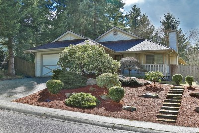 Federal Way Single Family Home For Sale: 103 S 317th Place