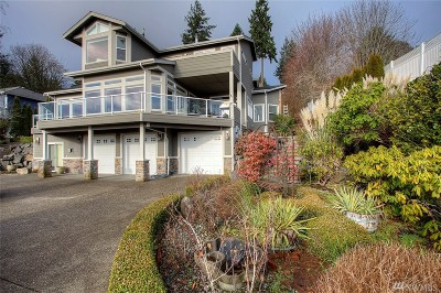 Gig Harbor Single Family Home For Sale: 13416 83rd Ave NW