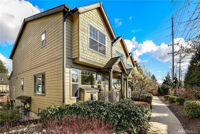 Bothell Condo/Townhouse For Sale: 19102 20th Dr SE #C106