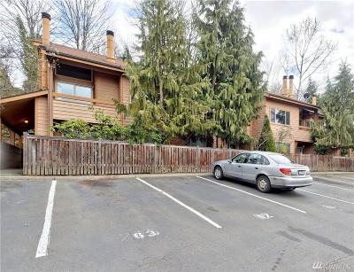 Seattle WA Condo/Townhouse For Sale: $139,000