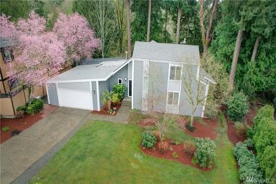 Kirkland Single Family Home For Sale: 4222 107th Place NE
