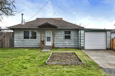 Everett Single Family Home For Sale: 6105 Commercial Ave