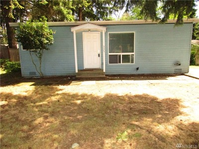 King County Single Family Home For Sale: 335 NE 152nd St