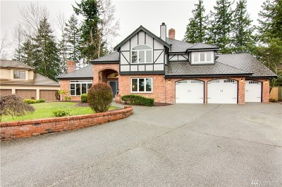Federal Way Single Family Home For Sale: 33650 7th Ct SW