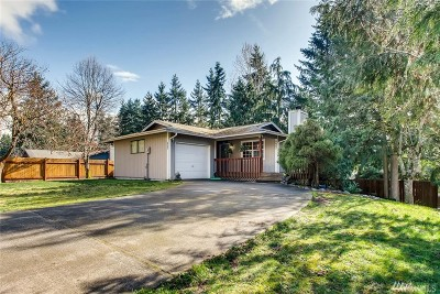 Puyallup Single Family Home For Sale: 6602 162nd St Ct E