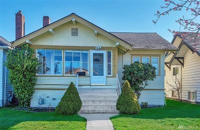 Everett Single Family Home For Sale: 1509 Hoyt Ave