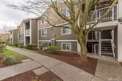 Seattle Condo/Townhouse For Sale: 300 N 130th St #6305