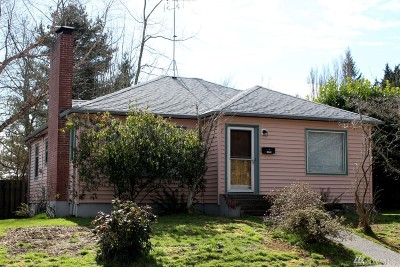 Olympia Single Family Home For Sale: 1859 Bigelow Ave NE