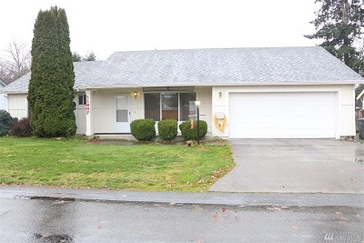Buckley Single Family Home For Sale: 11307 231 Ave E