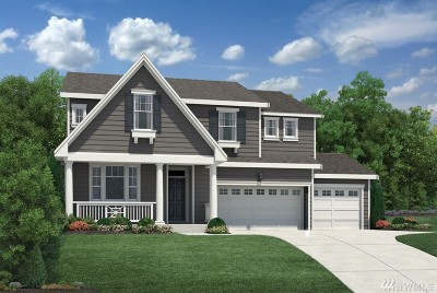 Sammamish Single Family Home For Sale: NE 246th Place #Lot77