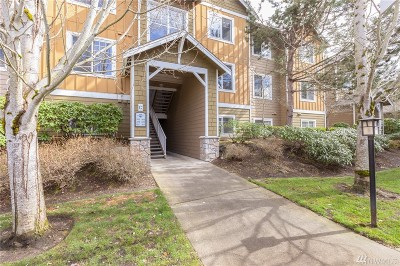 Sammamish Condo/Townhouse For Sale: 710 240th Wy SE #C203