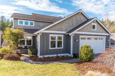 Anacortes Single Family Home Contingent: 4406 Fir Crest Ct
