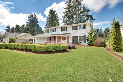 Tacoma Single Family Home For Sale: 6844 E Grandview St