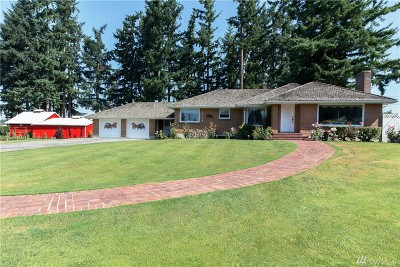 Enumclaw Single Family Home For Sale: 22824 SE 436th St