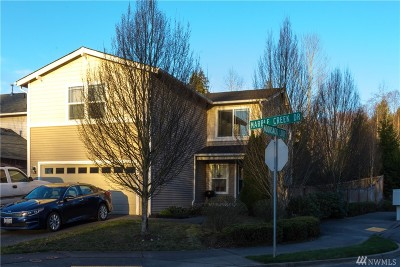 Mount Vernon WA Single Family Home For Sale: $330,000