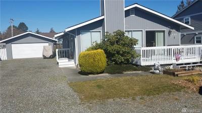 Blaine Single Family Home For Sale: 5598 Salish Rd
