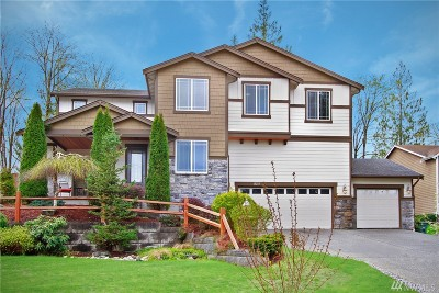 Monroe WA Single Family Home For Sale: $630,000