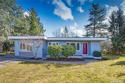 Tacoma Single Family Home For Sale: 8384 6th Ave