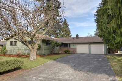 Tumwater Single Family Home For Sale: 410 W St SE