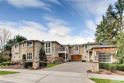 Kirkland Single Family Home For Sale: 10244 NE 110th St