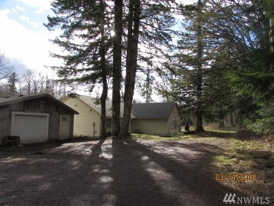Pierce County Single Family Home For Sale: 19310 State Route 706 E