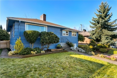 King County Single Family Home For Sale: 2411 S Spencer St
