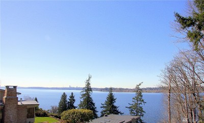 Kirkland Single Family Home For Sale: 805 14th Ave W