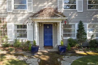 Seattle Single Family Home For Sale: 540 N 137th St