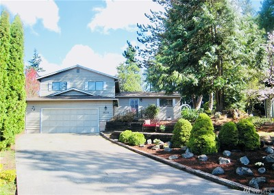 Everett Single Family Home For Sale: 4928 126th Place SE
