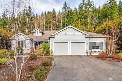 Port Ludlow WA Single Family Home For Sale: $439,000