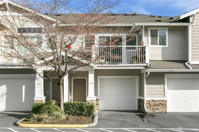 Snohomish Condo/Townhouse For Sale: 14200 69th Dr SE #L4