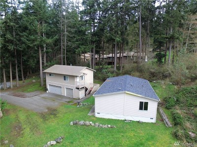 Oak Harbor WA Single Family Home For Sale: $345,000