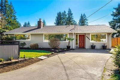 Mountlake Terrace Single Family Home For Sale: 5904 227th St SW