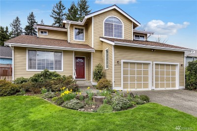 Kenmore Single Family Home For Sale: 8506 NE 150th Place