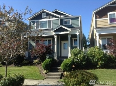 Lacey Single Family Home For Sale: 4513 Fairweather St NE