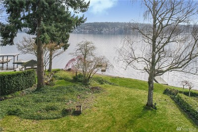 King County Residential Lots & Land For Sale: 2004 W Lake Sammamish Pkwy SE