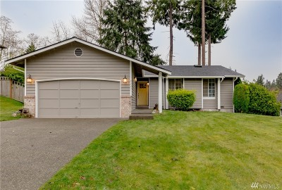 Federal Way Single Family Home For Sale: 4247 SW 337th Place