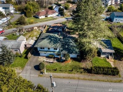 Tukwila Single Family Home For Sale: 11814 44th Ave S