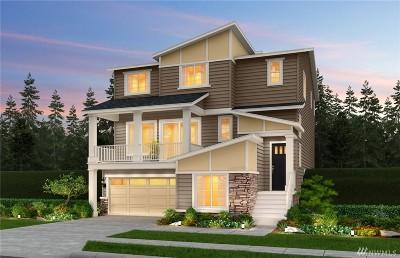 Kirkland Single Family Home For Sale: 13616 NE 131st Dr #35