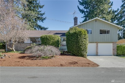Bellevue Single Family Home For Sale: 5642 SE 116th Place