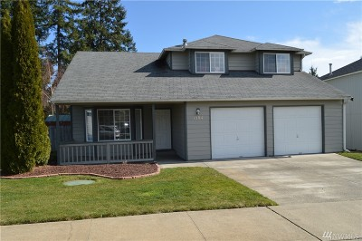 Olympia Single Family Home For Sale: 1504 Milbanke Dr SE
