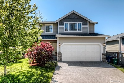 Renton Single Family Home For Sale: 14743 SE 189th Place