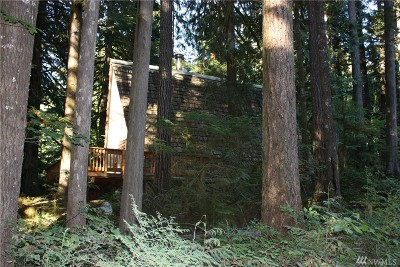 Marblemount WA Single Family Home For Sale: $89,000