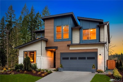 Sammamish Single Family Home For Sale: 4035 235th Place SE
