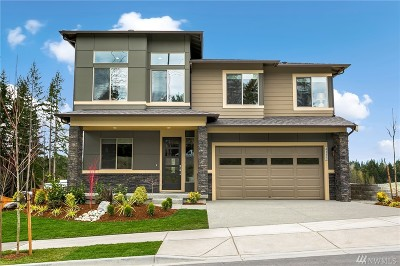 Sammamish Single Family Home For Sale: 4111 236th Place SE