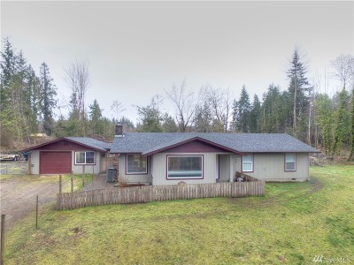 Shelton Single Family Home For Sale: 180 Harrier Rd SE