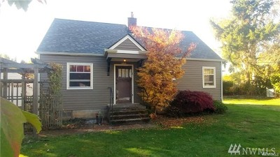 Bellingham WA Single Family Home For Sale: $324,900