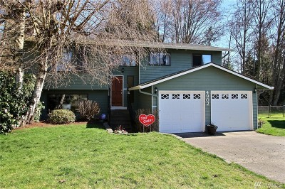 Federal Way Single Family Home For Sale: 4902 SW 324th Place